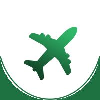 samolot-green