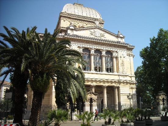 Synagoga Wielka Rzym